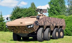 Patria Ships AMVXP Test Vehicles to Japan for Evaluation