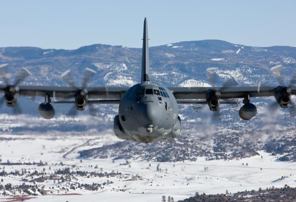 The Multi-Spectral Targeting System, which provides electro-optical and infrared imaging, is integrated on more than 20 platforms, including the C-130 Hercules.