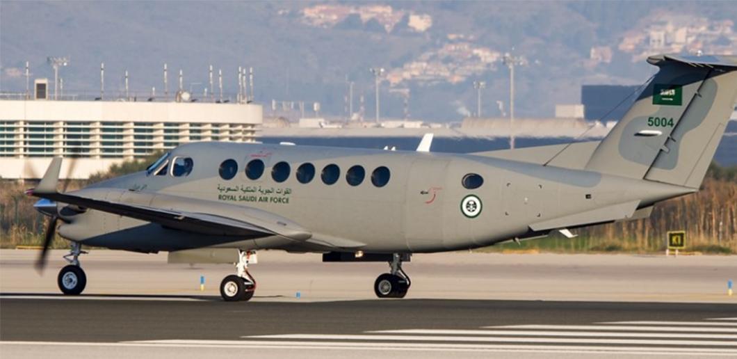 Royal Saudi Air Force King Air 350ER (KA350ER)