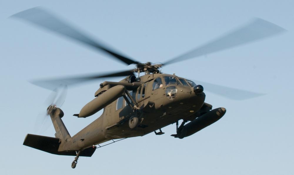 Sikorsky UH-60M Black Hawk Utility Helicopter