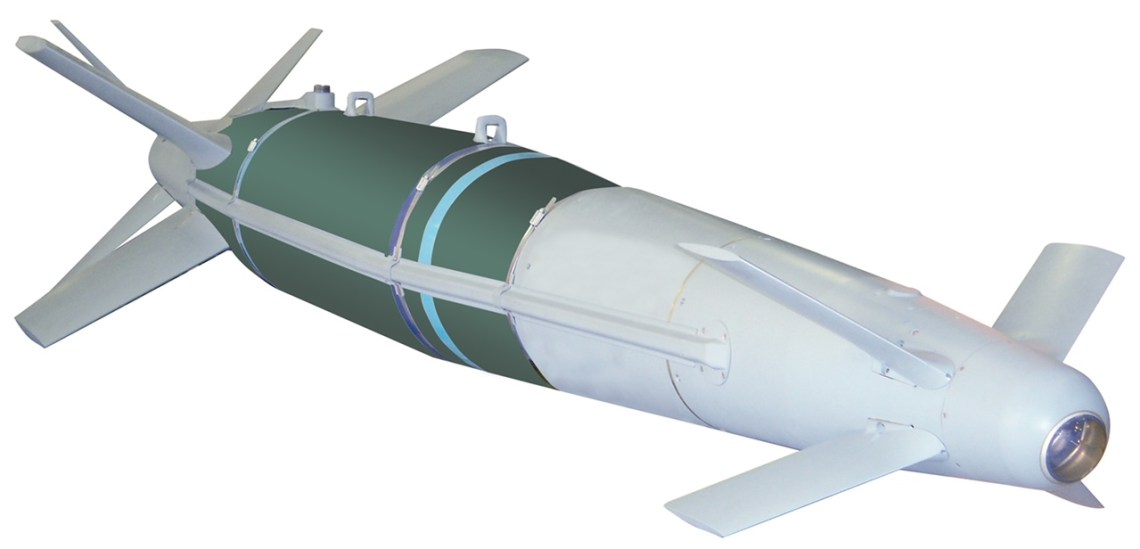SPICE (Smart, Precise Impact, Cost-Effective) Guided Bomb