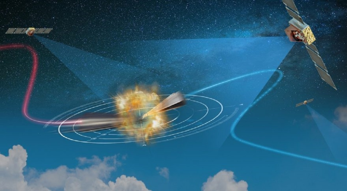 Hypersonic and Ballistic Tracking Space Sensor (HBTSS)