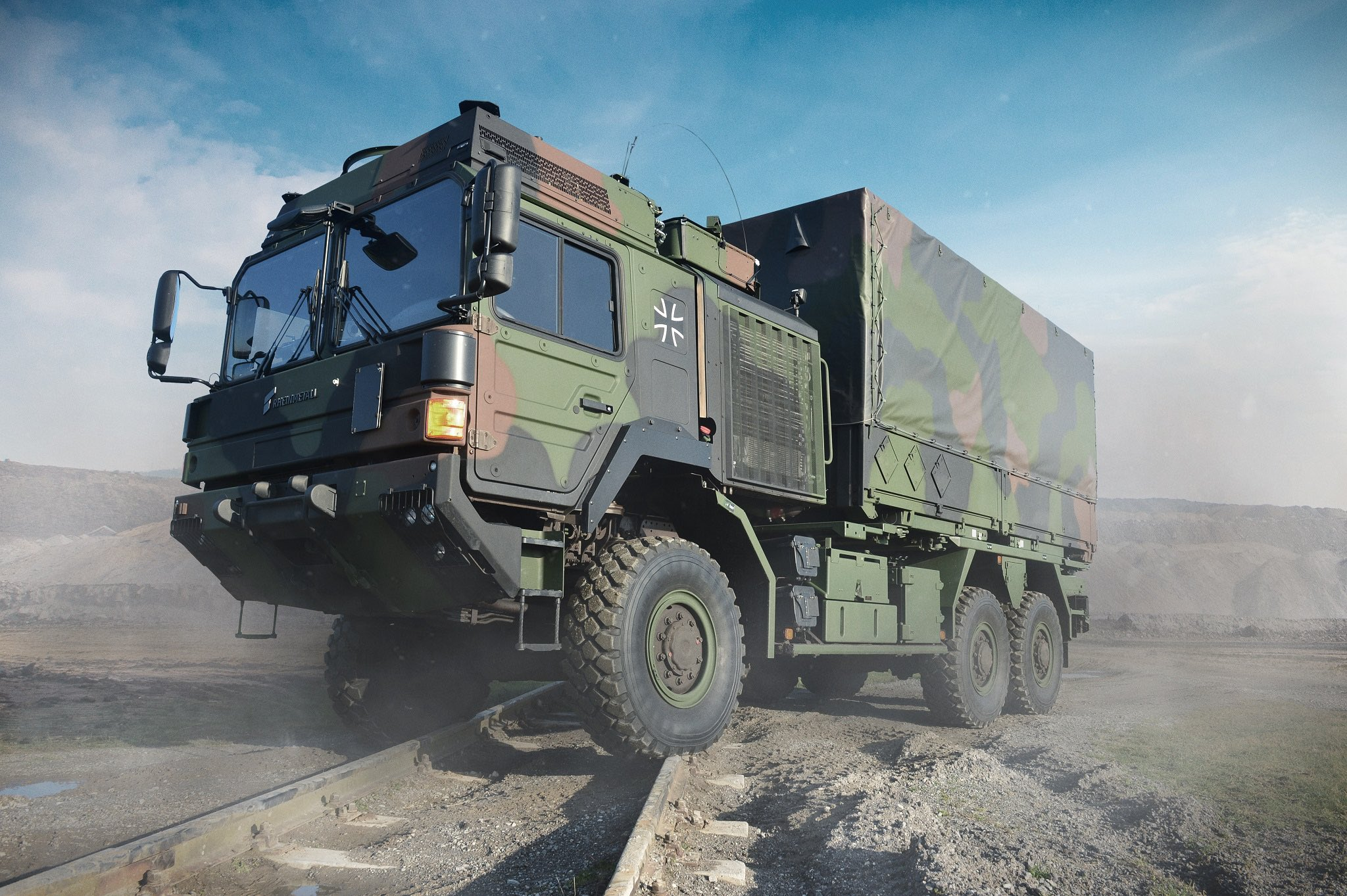 Rheinmetall MAN Military Vehicles (RMMV)