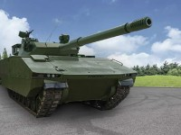 Sabrah Light Tank (General Dynamics European Land Systems Santa ASCOD))