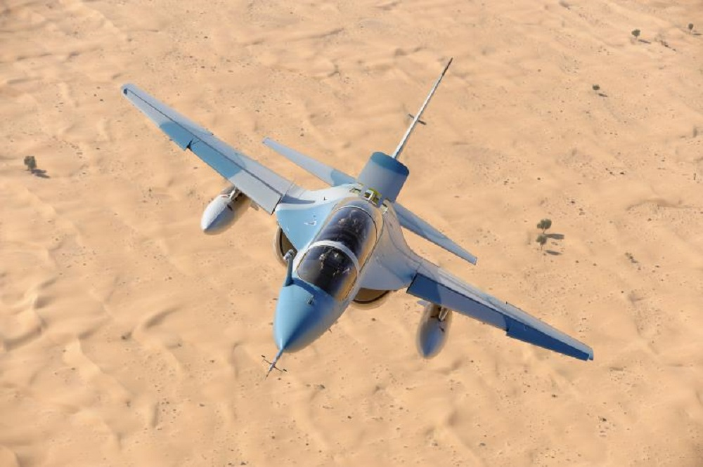 Aermacchi M-346 Advanced and Lead-In Fighter Trainer