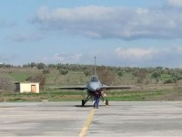 First flight for Hellenic Air Force F-16V Fighter Aircraft