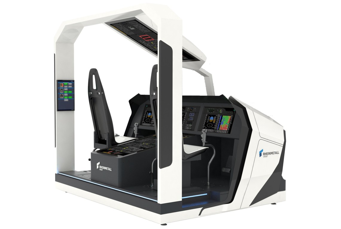 Rheinmetall to supply digital classroom for the German Navy's new NH90 NTH Sea Lion multipurpose helicopter at Nordholz Naval Air Base