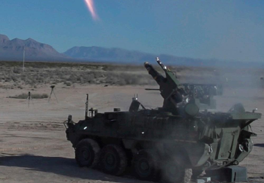 Initial Maneuver Short-Range Air Defense