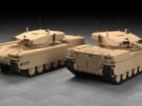 Milrem Robotics Rolls Out New Medium Class Type-X Robotic Combat Vehicle (RCV)