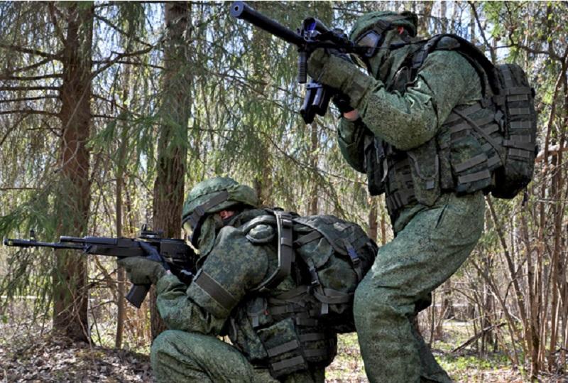 Ratnik Combat Equipment