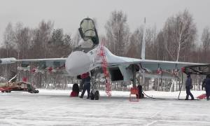 Russian Western Military District Completed Its Rearmament with Su-35S Fighter Jets