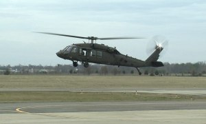 Second Round of Tests of US Army UH-60V Victor-model Helicopter Delayed
