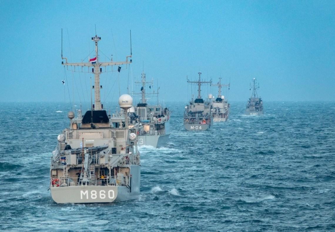 Standing NATO Mine Countermeasures Group One (SNMCMG1)