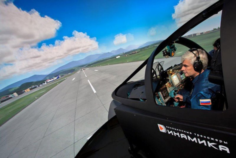 Technodinamika Delivers Su-34 Simulator to Russian Air Force Military Training and Scientific Center