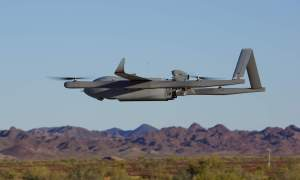 Textron Systems' Aerosonde HQ Small Unmanned Aircraft System