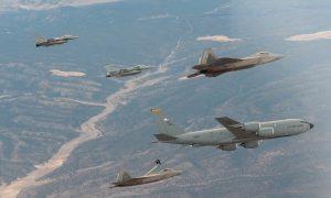 "US Air Force Air Combat Command Establishes ""Black Flag"""