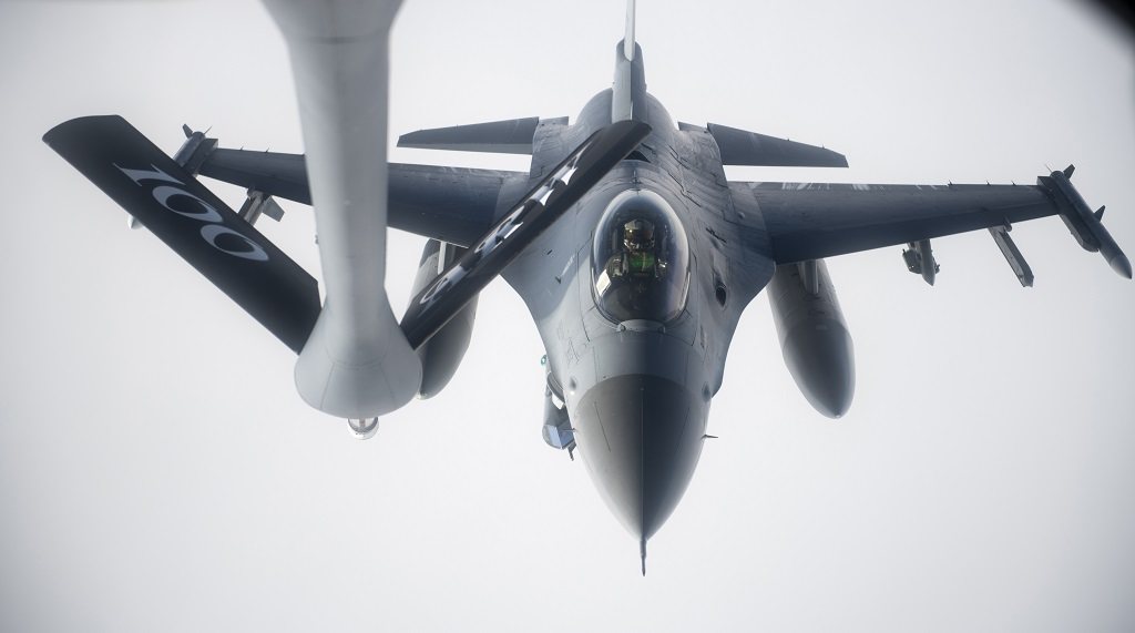 US Air Force Conducts All-Domain Training Mission in Black Sea