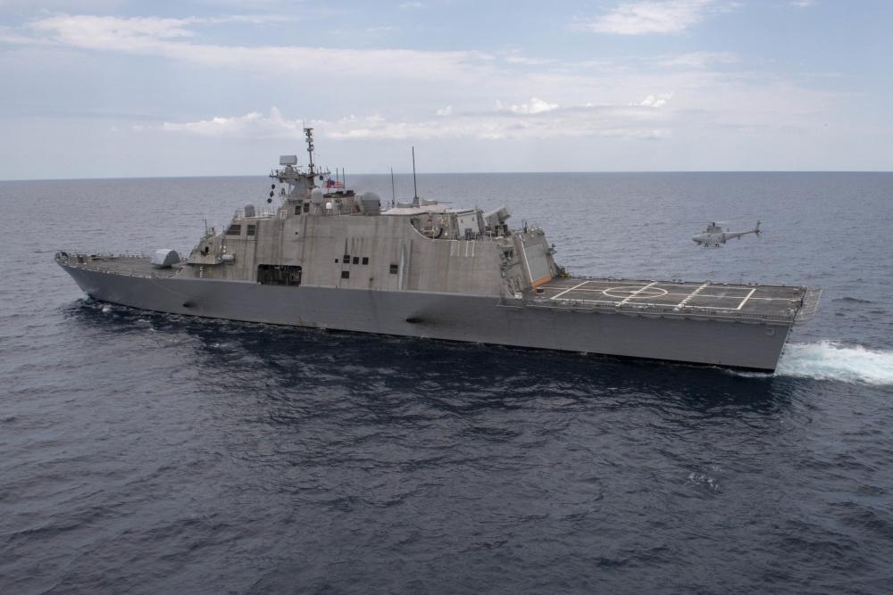 USS Milwaukee LCS 5
