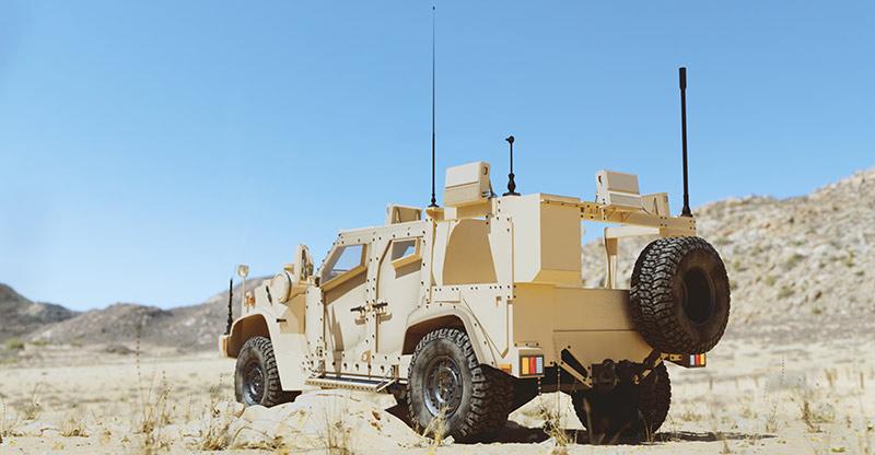 Numerica Announces Spyglass 3D Short Range Surveillance Radar