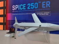 Rafael Extends SPICE 250 Air-to-surface Munition Range with New Turbojet Engine
