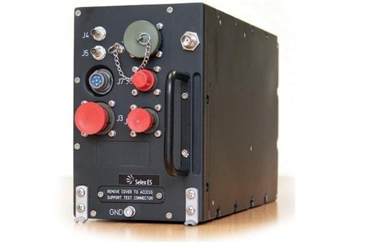 Leonardo SRT-400 high frequency (HF) radio system