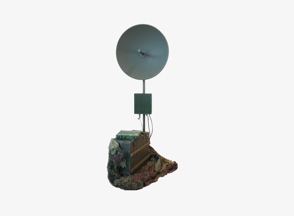 Transbit R-460A Radio Relay High-Capacity Line-Of-Sight (HCLOS) radio communications system