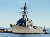 Future USS Daniel Inouye (DDG 118) Completes Acceptance Trials