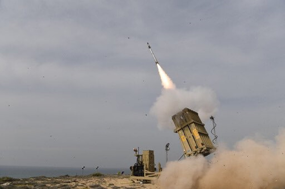 Israel Missile Defense Organization Tests Advanced Version of Iron Dome Missile System