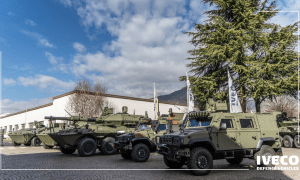 IVECO Defence Vehicles Centauro 2