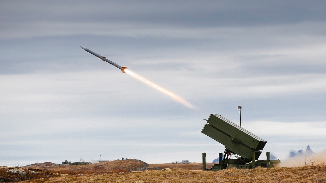 NASAMS Surface-to-air Missile System