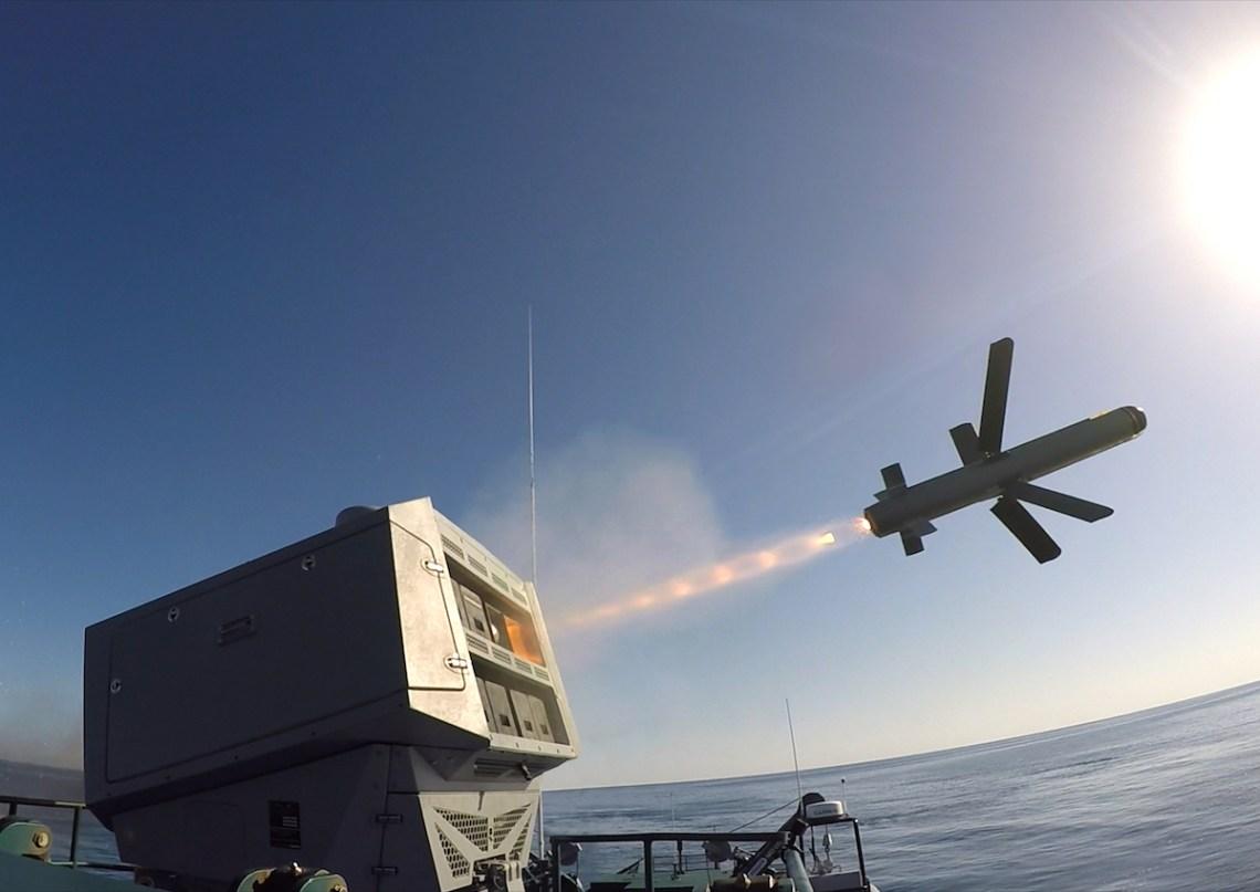 Naval Typhoon MLS NLOS Missile System