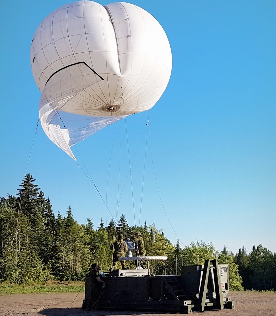 Rheinmetall Canada Awarded Sustainment Contract for Persistent Surveillance System