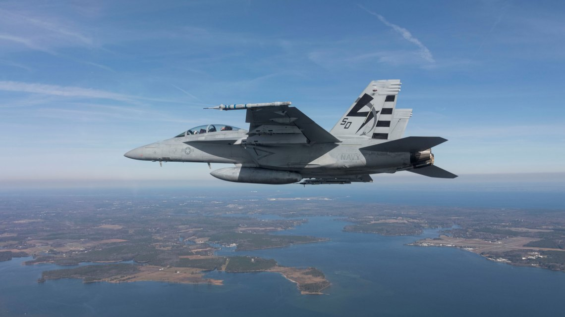 TCTS Inc Completes Successful First Flight on US Navy F/A-18E at Naval Air Station Patuxent River