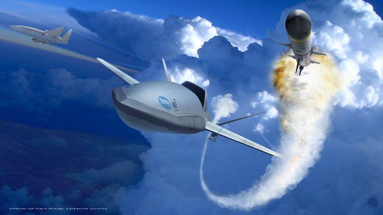 U.S. Defense Advanced Research Project Agency LongShot