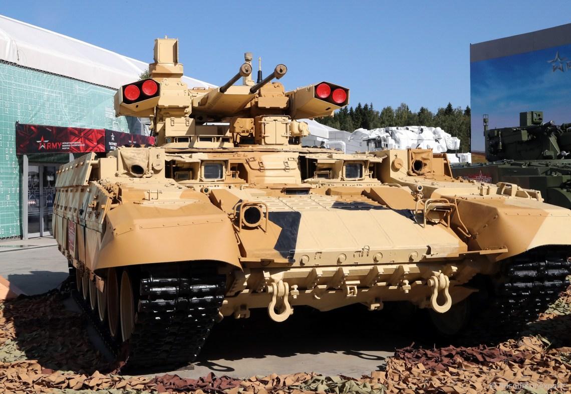 9M120 Ataka Anti-tank Guided Missile