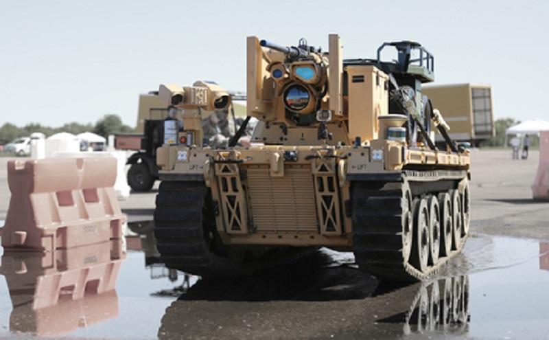 Pratt Miller Robotic Combat Vehicle – Light (RCV-L)