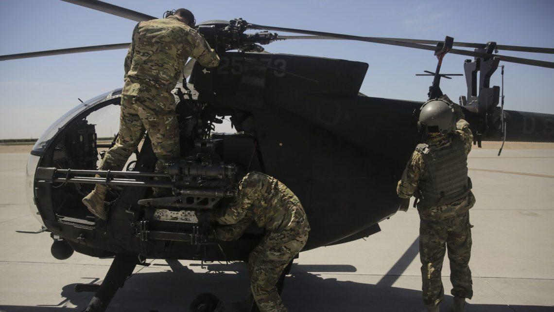 A/MH-6X