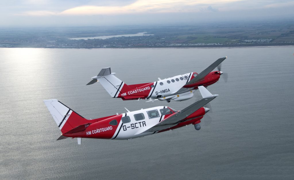 Airbus and Draken Europe Team to Provide Second Generation UK Search and Rescue Capability