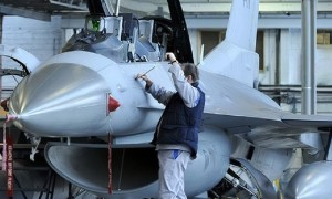 Sabca F-16 MRO & Upgrades