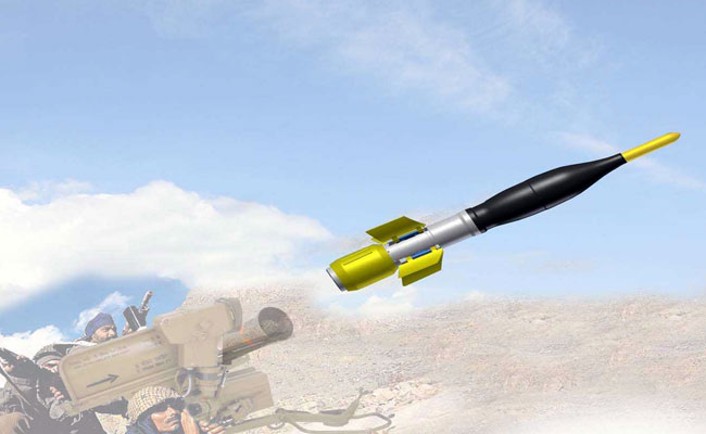 Bharat Dynamics Limited MILAN-2T Anti-tank Guided Missile