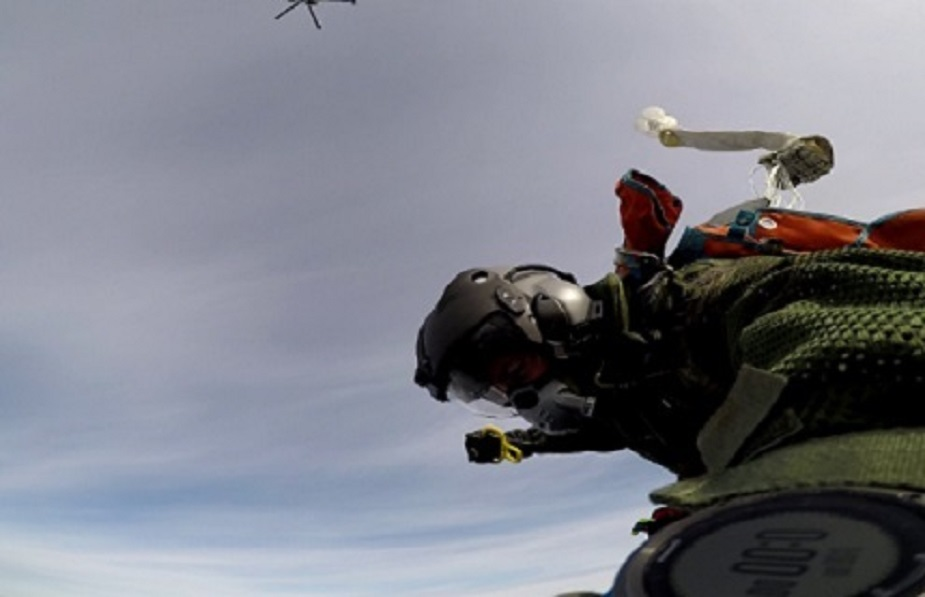 France DGA Tests Integration of Scorpion Helmet Mounted Cueing System for Dassault Rafale F4