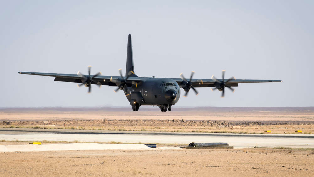 French and German Binational C-130 Squadron
