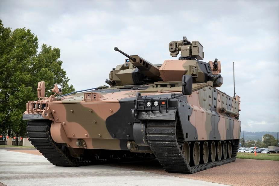 Hanwha Defense Australia's AS21 Redback