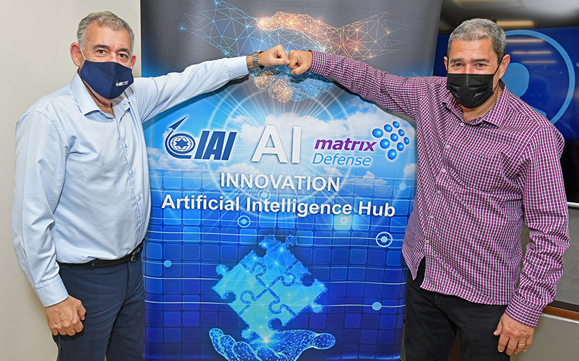 IAI and Matrix to Establish AI Development Center for Automated Target Detection in the Future Battlefield