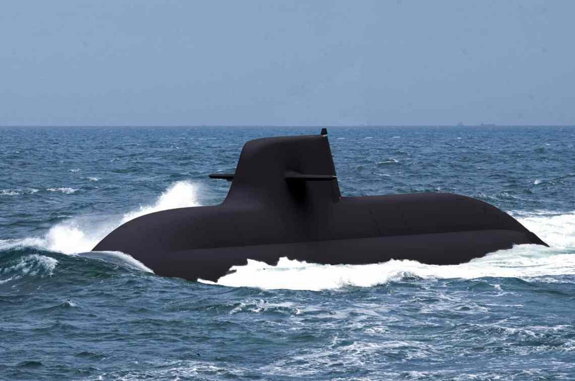 Italy's U212NFS Near Future Submarine
