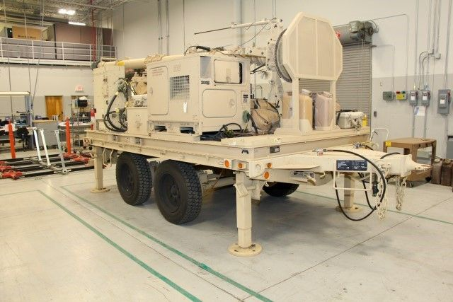 Northrop Grumman Prepares Integrated Air and Missile Defense Battle Command System (IBCS)