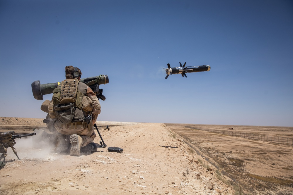 Norwegian Army to Buy 120 Javelin FGM-148 Anti-tank Guided Missiles