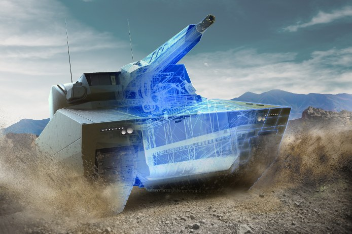Raytheon and Rheinmetall to Develop Lynx for US Army's Bradley Replacement