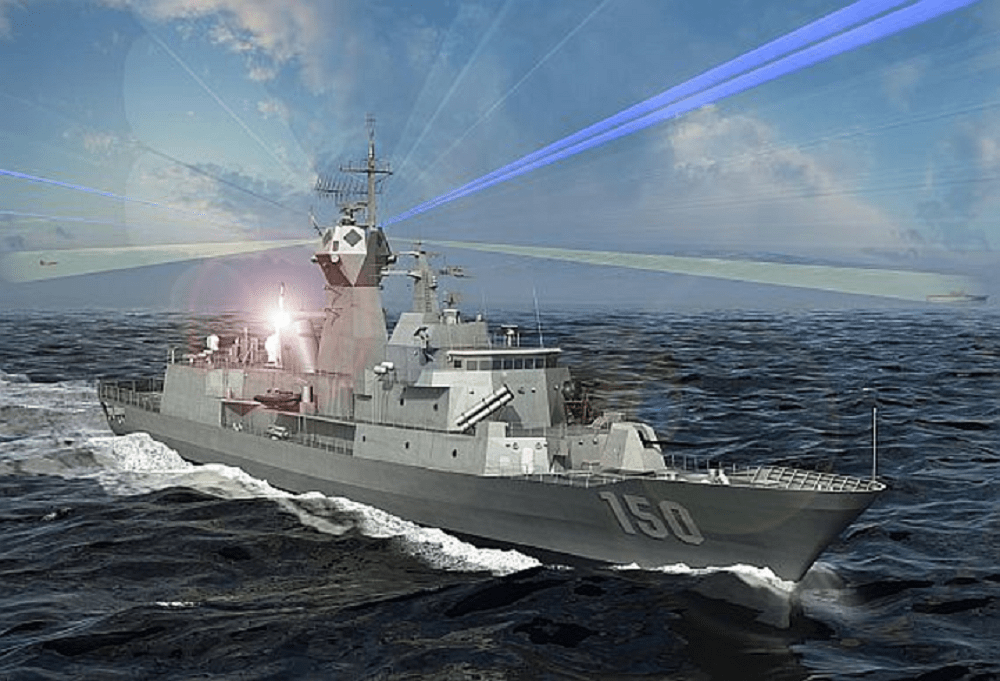 Raytheon and US Naval Research Laboratory Deliver Flexible Distributed Array Radar (FlexDAR)