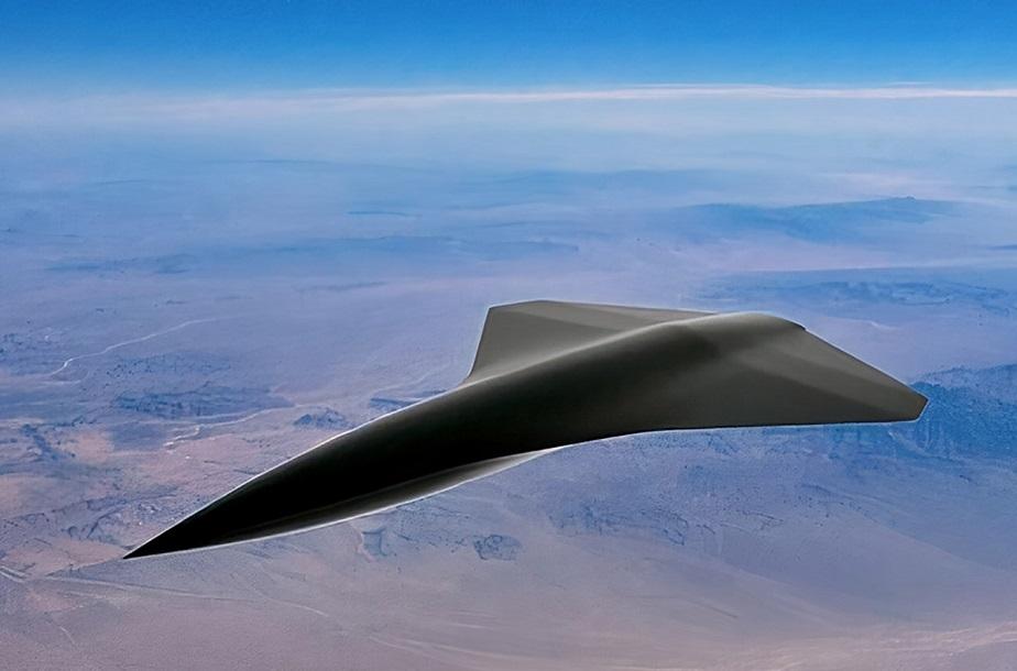 Singapore's Kelley Aerospace Unveils Arrow Supersonic Unmanned Combat Aerial Vehicle